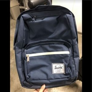 Hershel Navy Blue Backpack